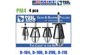 Cảo vòng bi Posilock PM4