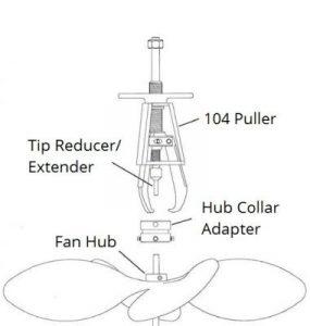 Cảo vòng bi Posilock HP-1